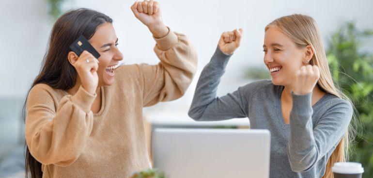Acheter en ligne avec une carte de crédit prépayée