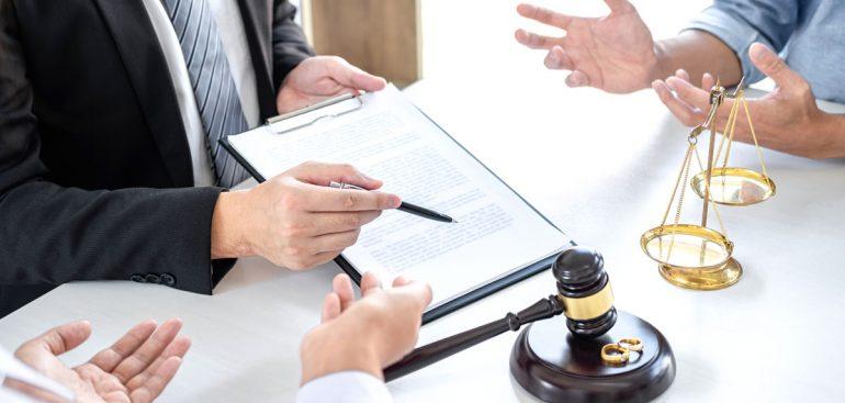 Informations sur le divorce et les aspects financiers